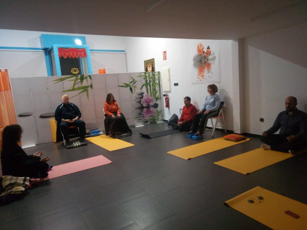 Sesiones Mindfulness mensuales 2020